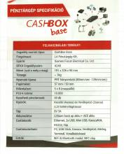 Cashbox base